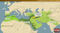 La fragmentation de l'empire islamique