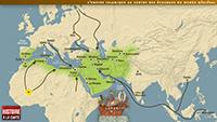 L'empire islamique au centre des échanges du monde médiéval