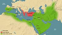 Les conquêtes arabes 634-751