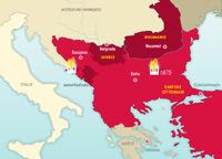 L'indépendance des peuples balkaniques