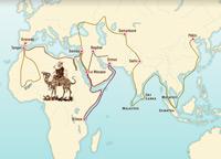 Les voyages d'Ibn Battuta 1325-1355