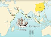Les expéditions maritimes de Zheng He