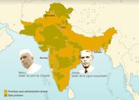 Indépendance de l'Inde et du Pakistan