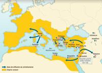 Les premières communautés chrétiennes (Ier siècle)