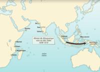L'expansion portugaise dans l'océan Indien