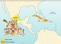 La conquête de l'Empire aztèque