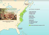 La Virginie berceau historique des Etats-Unis