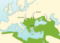 Empire ottoman : expansion et reflux