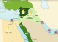 Le Proche-Orient dans la 1ère Guerre mondiale