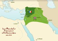 Les accords Sykes-Picot
