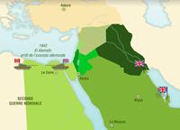 Le Proche-Orient 1920-194