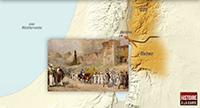 Le récit biblique de la conquête de Canaan