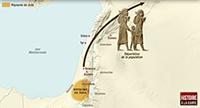 Les royaumes d'Israël et Juda face à l'empire néo-assyrien