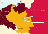 La Pologne reconstituée