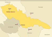 La Tchécoslovaquie : un Etat multinational