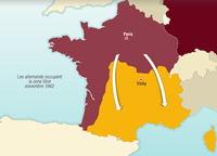 La France de la IIIe République au régime de Vichy
