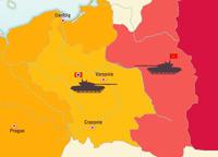 La Pologne conquise et démantelée