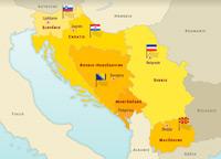 La Yougoslavie de l'unité à l'éclatement