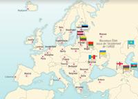 L'Europe d'un siècle à l'autre 1990-2005