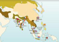 L'expansion européenne en Extrême-Orient 1820-1860