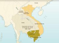 Conquête et résistances en Indochine française