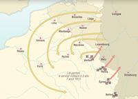 Les plans allemands et français