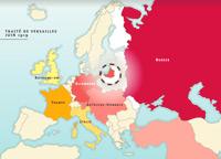 L'Europe au lendemain de la Première Guerre mondiale