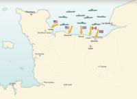 Le débarquement et la bataille de Normandie juin - août 1944