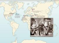 Les principales conférences internationales 1941-1945