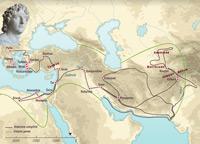 Les conquêtes d'Alexandre le Grand