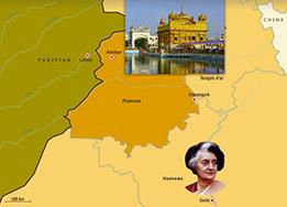 Histoire de l'Inde contemporaine