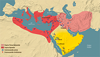 Naissance de l'Islam et l'empire arabo-musulman